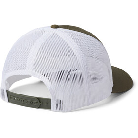 Columbia Mesh Snap Back Cap new olive/white